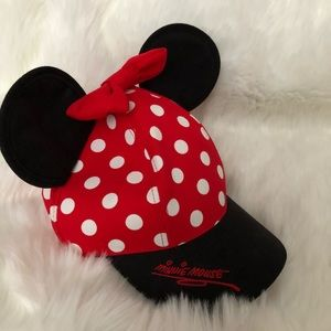 Minnie Mouse Youth Cap